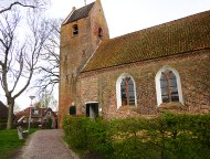 Church in winsum